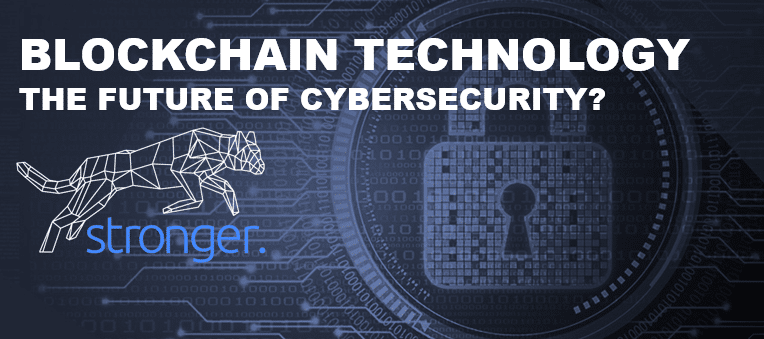 Blockchain: The Future of Cyber Security?