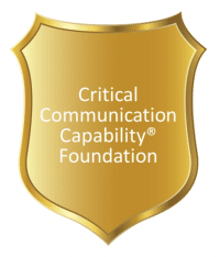 Critical Communication Capability Foundation Course
