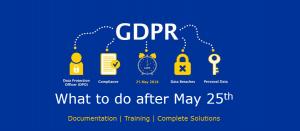 GDPR info