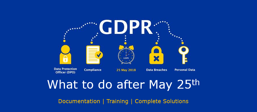 Documentation Requirements of the GDPR – Are You Ready?
