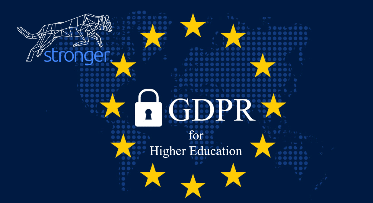GDPR for Higher Education