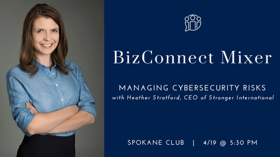 Stronger CEO Speaking at The Spokane Club