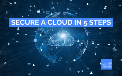 How to Secure a Cloud in 5 Steps