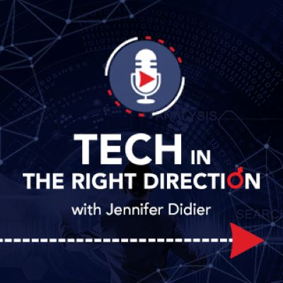 Heather Stratford Interviewed on Tech in the Right Direction