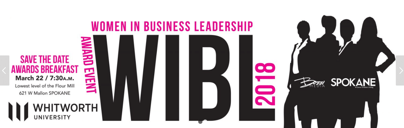 Women In Business Leadership - Catalyst Award