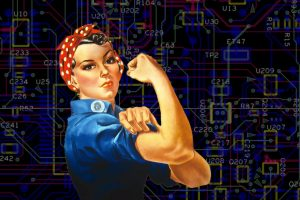 Women and the Tech Shortage
