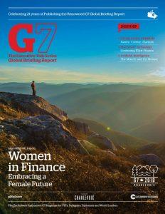 G7 Magazine Cover