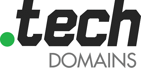 .tech domain logo